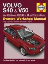 Volvo S40 & V50