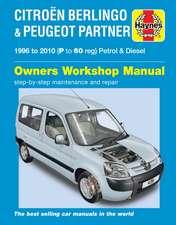 Citroen Berlingo & Peugeot Partner