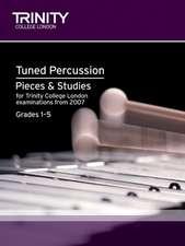 Percussion Exam Pieces & Studies Tuned Percussion: Grades 1-5