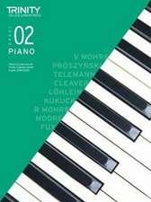 Trinity College London Piano Exam Pieces & Exercises 2018-2020. Grade 2