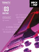 Trinity College London Rock & Pop 2018 Guitar Grade 3 CD Only
