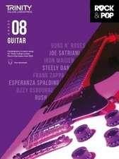 Trinity College London Rock & Pop 2018 Guitar Grade 8 CD Only