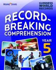 Guinness World Records: Record Breaking Comprehension Blue B