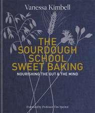 Sweet Baking Sourdough School