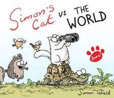 Simon's Cat vs The World