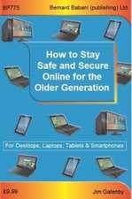 Online Security for the Older Generation