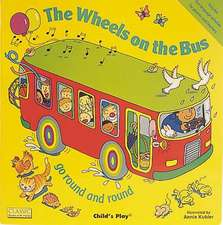 Wheels on the Bus:  Jumping on the Bed
