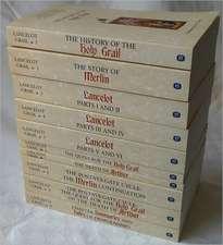 Lancelot–Grail (10 Volume Set) – The Old French Arthurian Vulgate and Post–Vulgate in Translation