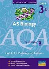 AS Biology AQA (B)