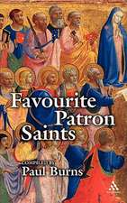 Favourite Patron Saints