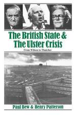 The British State and the Ulster Crisis