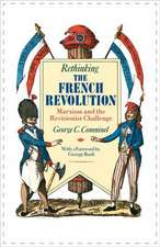 Rethinking the French Revolution