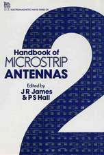Handbook of Microstrip Antennas