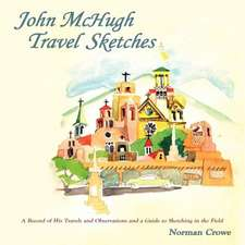 John McHugh Travel Sketches