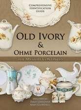 Old Ivory & Ohme Porcelain