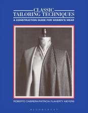 Classic Tailoring Techniques