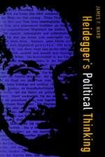 Heidegger's Pol Thinking
