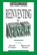 Reinventing the Newspaper