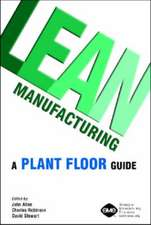 Allen, J:  Lean Manufacturing