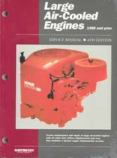 Large Air-Cooled Engine Vol 1