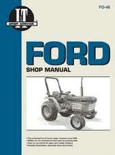 Ford Shop Manual Models 1120 1220 1320 1520+
