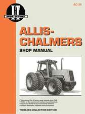 Allis-Chalmers Models8010 8030 8050 & 8070