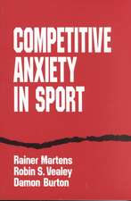 Competitve Anxiety in Sport