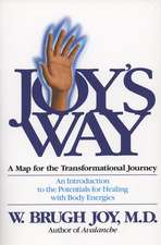 Joy's Way:  An Introduction to the Potentials for Healing with Body Energies