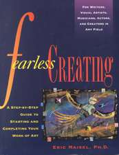 Fearless Creating
