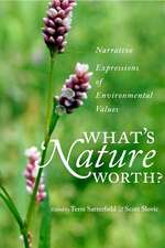 What's Nature Worth