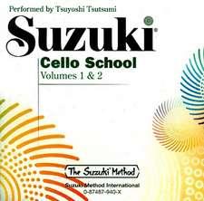 Suzuki Cello School CD 1+2