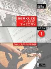 SCHMELING BERKLEE MUSIC THEORY 1 BK