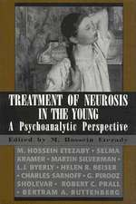 Treatment of Neurosis in Young