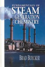 Fundamentals of Steam Generation Chemistry