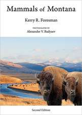 Mammals of Montana