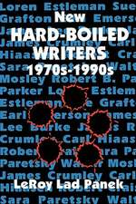 New Hard-Boiled Writers: 1970s–1990s