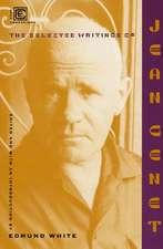 Selected Writings Of Jean Genet