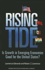 Rising Tide – Is Growth in Emerging Economies Good for the United States?