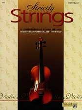Strictly Strings, Bk 1: Violin