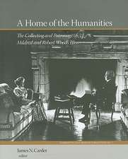 A Home of the Humanities – The Collecting and Patronage of Mildred and Robert Woods Bliss