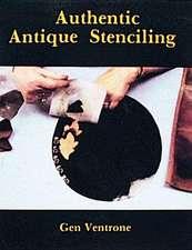 Authentic Antique Stencilling