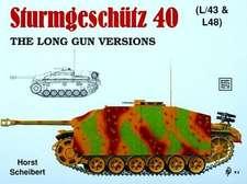 Sturmgeschtz III:  Long Gun Versions