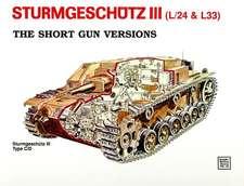 Sturmgeschtz III - Short Gun Versions:  A History of the World's 9mm Pistols & Ammunition