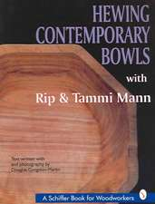 Hewing Contemporary Bowls
