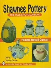 Shawnee Pottery: The Full Encyclopedia