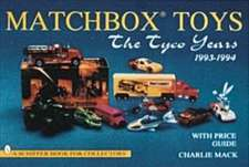 Matchbox Toys: The Tyco Years  1993-1994
