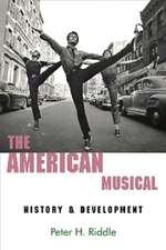 American Musical: History & Development