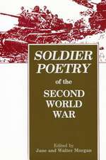Soldier Poetry of the Second World War