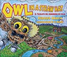 Owl in a Straw Hat:  El Tecolote del sombrero de paja: El Tecolote del sombrero de paja