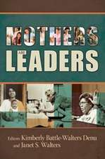 Mothers Are Leaders